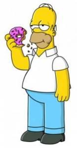 Co nejvíce na světě miluje Homer?