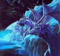 Modrý drak je (náhled)