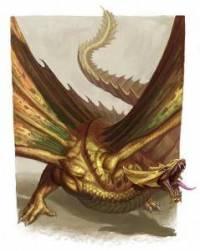 Mosazný drak má doupě (náhled)