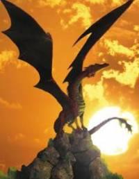 Bronzový drak požírá (náhled)