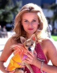 Ako sa volala postava vo filme Pravá Blondínka ktorú hrala Reese Witherspoon? (náhled)