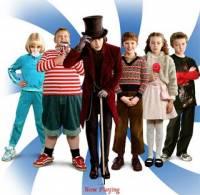 Jak se jmenuje všech pět dětí, které se dostanou do čokoládovny? (náhled)