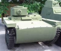 Co je pravda? Tank T-37 byl (náhled)