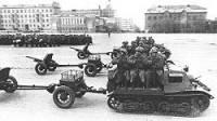 Slavný obrněný dělostřelecký tahač Rudé armády se jmenoval? (náhled)