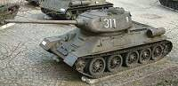 Kolik asi vážil slavný T-34/85 tun? (náhled)