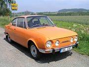 V jakych letech byl vyraben automobil Skoda 110R