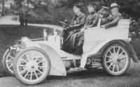 Co slavného udělal muž z otázky č.4 s novým vozem zn. Benz Parsifal? (náhled)