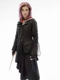 Která herečka ztvárnila postavu Nymphadory Tonks? (náhled)