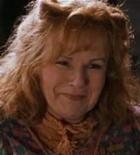 Která herečka ztvárnila postavu Molly Weasley? (náhled)