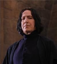Jak zemře Severus Snape? (náhled)