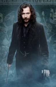 Jaký herec ztvárnil postavu Siriuse Blacka? (náhled)