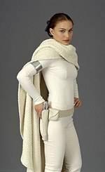 Natalie Portman se však nejvíce proslavila rolí ve Sci-Fi Star Wars, koho si zahrála ?