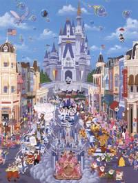 Ve kterém roce byl otevřený zábavný park Walt Disney? (náhled)