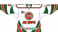 Na obrázku vidíme dres týmu z KHL. O jaký tým se jedná? (náhled)