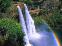 Doplň: ''Najdaždivejšie miesto na svete je _______, kde priemerné ročné zrážky sú 12 090 mm.''  (náhled)