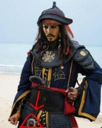 Do jaké kategorie pirátů patří? (náhled)