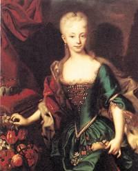 Marie Terezie se narodila : (náhled)