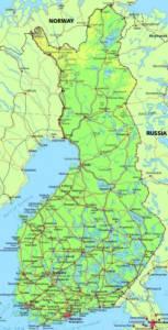 Hlavní město Finska je?