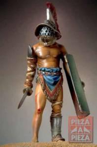 Jak se nazývá gladiátor na obrázku? (náhled)