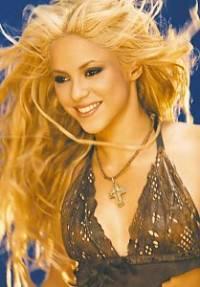 Kdo je Shakira ?