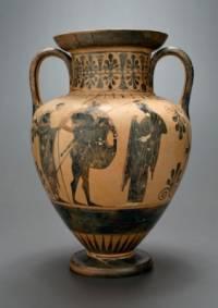 Co za nádobu je na obrázku a jaký je to druh keramiky? (náhled)