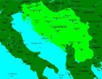 Na kolik států se rozpadla bývalá druhá Jugoslávie? (náhled)