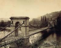 """Most, který stával na místě dnešního mostu Legií, byl znám pod názvem """"Řetězový most"""" se jmenoval? (náhled)"""