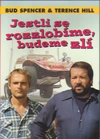 Na konci komedie Jestli se rozzlobíme, budeme zlí, shoří auto jednomu ze závodníků. Majitelem auta byl... (náhled)