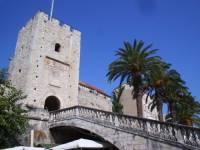Na obrázku je chorvatské město: (náhled)