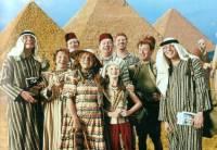 Kde byli Weasleyovi na dovolené? (náhled)