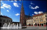 Které chorvatské město je na obrázku? (náhled)