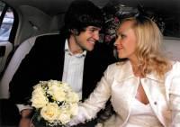 Jak se jmenují novomanželé na fotografii č.16? (náhled)