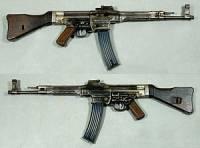 Útočná puška (náhled)