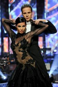 Který taneční pár je na obrázku č.1? (náhled)