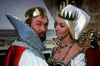 Z které pohádky je královský pár na obrázku č.3? (náhled)