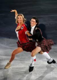 Kteří krasobruslaři tvoří taneční pár na obrázku č.1? (náhled)