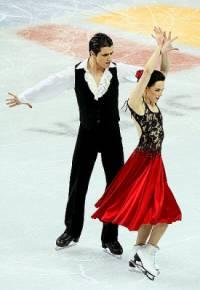 Krasobruslaři, kteří tvoří taneční pár na obrázku č.11 se jmenují: (náhled)