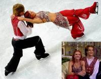 Kteří krasobruslaři tvoří taneční pár na obrázku č.5? (náhled)