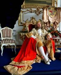 Jak se jmenuje král na fotografii č.8? (náhled)