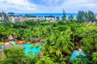 Jak se jmenuje ostrov v Andamanském moři v oblasti jihovýchodní Asie, na kterém je letovisko na obrázku? (náhled)