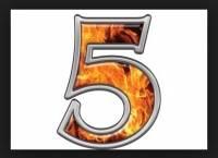 Jak se napíše číslo 5? (náhled)
