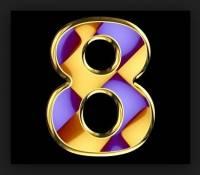 Jak se napíše číslo 8? (náhled)