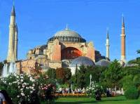 Stavba v byzantském slohu na fotografii č.12 se jmenuje: (náhled)
