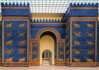 Babylonská brána na obrázku byla zasvěcena? (náhled)