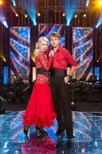 Který taneční pár je na fotografii č.1? (náhled)
