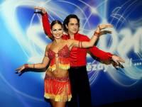 Na fotografii č.14 je taneční pár: (náhled)