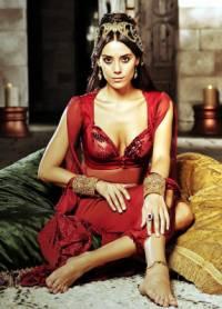"""Je na fotografii č.8 krymská princezna Aybige ze seriálu """"Velkolepé století""""/""""Sultán"""" ? (náhled)"""