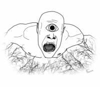 Jak byli ve starověké řecké mytologii nazýváni obři s jedním okem uprostřed čela? (náhled)