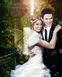 Z čí svatby je tahle fotka? (náhled)