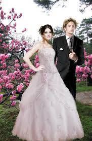 Z čí svatby je tato fotka?